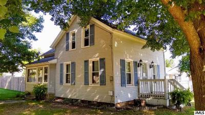 Parma Single Family Home For Sale: 136 John St