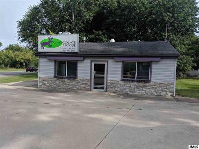 Jackson Commercial/Industrial For Sale: 5031 Brooklyn Rd