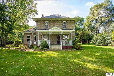 Single Family Home For Sale: 1931 Crouch Rd