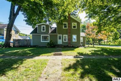 Parma Single Family Home For Sale: 120 Dean