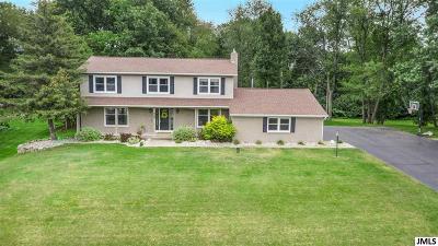 Jackson Single Family Home For Sale: 5305 Deer Ridge