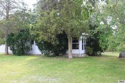 Single Family Home For Sale: 185 Wamplers Lake Rd