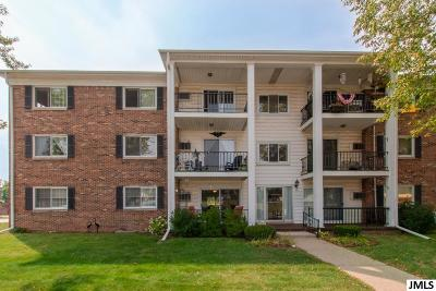 Jackson Condo/Townhouse For Sale: 806 W Michigan Ave