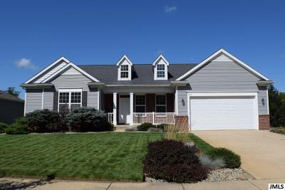 Jackson Single Family Home For Sale: 4124 Mulberry Circle