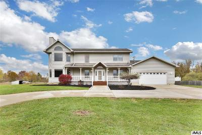 Hanover Single Family Home For Sale: 2582 Vicary Rd
