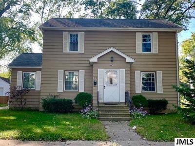 Jackson Single Family Home Contingent - Financing: 410 N Pleasant St