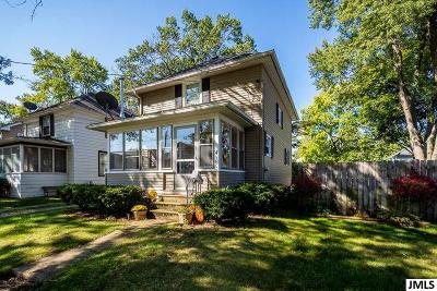 Jackson Single Family Home For Sale: 416 N Pleasant St