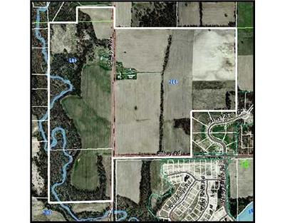 Saline MI Residential Lots & Land For Sale: $7,500,000