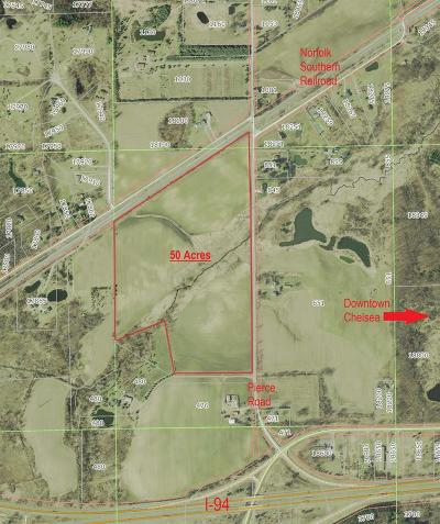 Chelsea MI Residential Lots & Land For Sale: $365,000