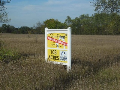 Tecumseh MI Residential Lots & Land For Sale: $450,000