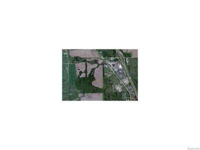 Whitmore Lake MI Residential Lots & Land For Sale: $6,000,000