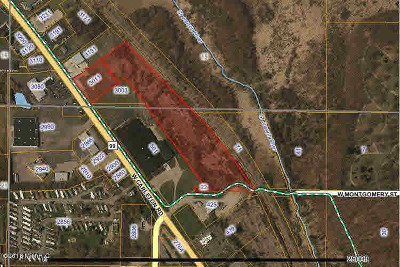 Hillsdale County Residential Lots & Land For Sale: 3011 W Carleton Rd