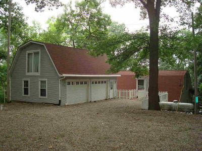 Reading MI Single Family Home For Sale: $179,500