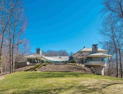 Washtenaw County Single Family Home For Sale: 660 Barton Shore Dr