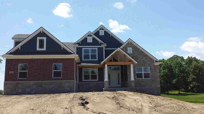 Washtenaw County Single Family Home For Sale: 1 Nollar Bend
