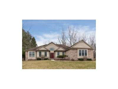 Single Family Home For Sale: 1801 Wandering Creek