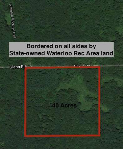 Grass Lake MI Residential Lots & Land For Sale: $440,000