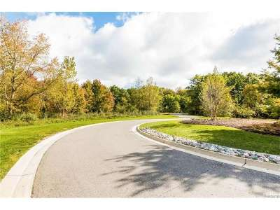 South Lyon MI Residential Lots & Land For Sale: $339,000