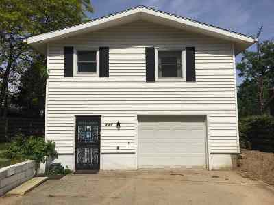 Manchester MI Single Family Home For Sale: $159,900