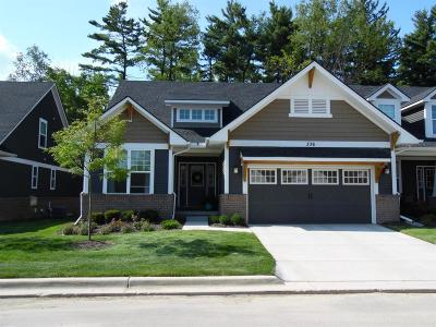 Washtenaw County Condo/Townhouse For Sale: 312 Curtiss Ln