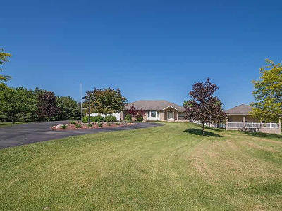 Washtenaw County Single Family Home Contingent - Financing: 1310 North Territorial