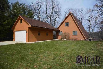 Somerset Center MI Single Family Home For Sale: $339,900