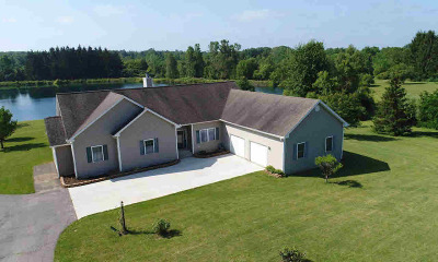 Hillsdale County Single Family Home For Sale: 14355 Willow Trace Dr