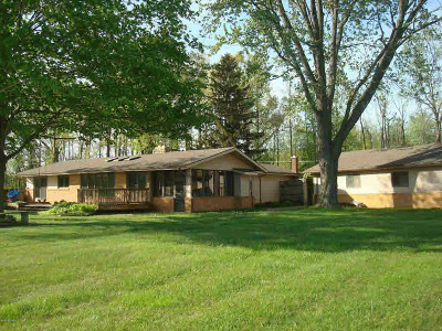 Hillsdale MI Single Family Home For Sale: $239,900