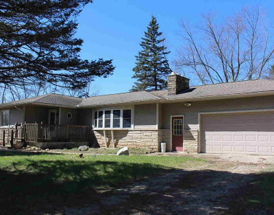 Single Family Home For Sale: 1740 Hayball Rd