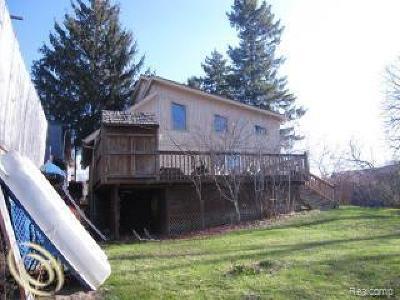 Single Family Home For Sale: 11381 Keeler Dr