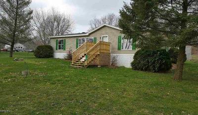 Single Family Home For Sale: 12180 Lippert Rd