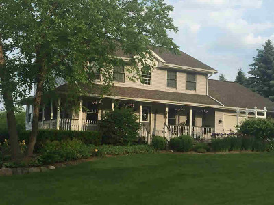 Onsted MI Single Family Home For Sale: $499,900