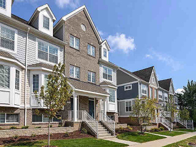 Washtenaw County Condo/Townhouse Contingent - Financing: 2578 West Towne St