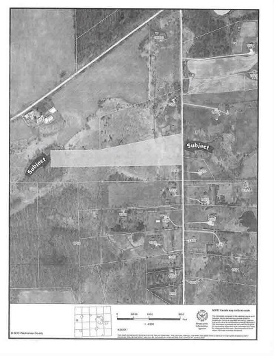 Chelsea MI Residential Lots & Land For Sale: $60,000