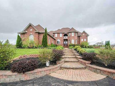 Washtenaw County Single Family Home For Sale: 1856 Samer Rd