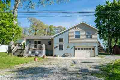 Jackson County, Hillsdale County, Lenawee County, Washtenaw County Single Family Home For Sale: 5520 Robinwood