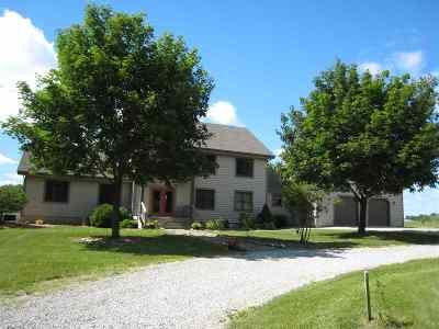 Tecumseh MI Single Family Home For Sale: $499,000