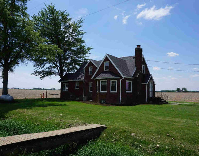 Single Family Home For Sale: 5991 E Ridgeville Rd