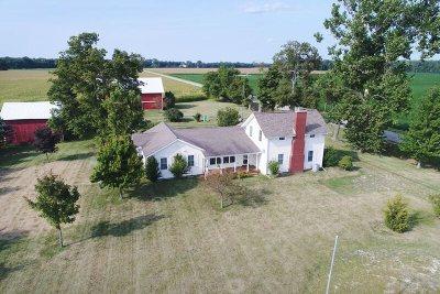 Single Family Home For Sale: 7934 Scott Highway