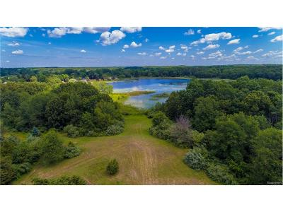Gregory MI Residential Lots & Land For Sale: $194,900