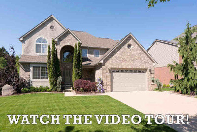 Single Family Home For Sale: 410 Fairways Ln