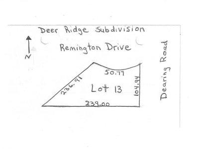 Spring Arbor Residential Lots & Land For Sale: 181 NE Remington Dr