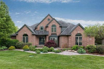 Single Family Home For Sale: 8009 Stoney Rdg