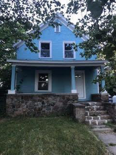 Washtenaw County Single Family Home For Sale: 309 N Seventh