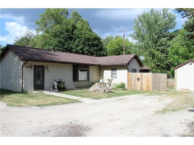 Whitmore Lake MI Single Family Home For Sale: $124,900