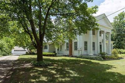Single Family Home For Sale: 423 E Michigan