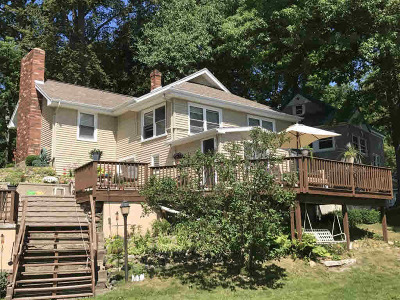 Reading MI Single Family Home For Sale: $275,000