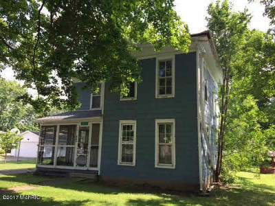Single Family Home For Sale: 225 W Hamilton St