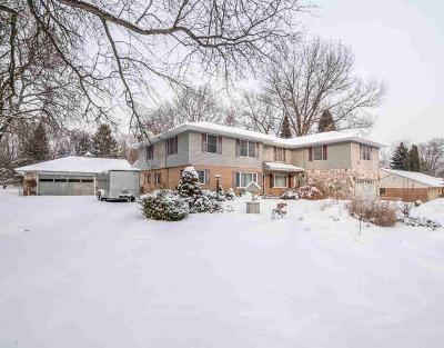 Washtenaw County Multi Family Home For Sale: 3550 Dexter Ann Arbor Rd