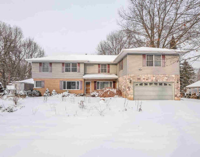 Washtenaw County Single Family Home For Sale: 3550 Dexter Ann Arbor Rd